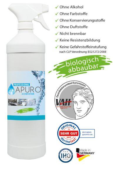 APURO A10 DES professional 1 Liter