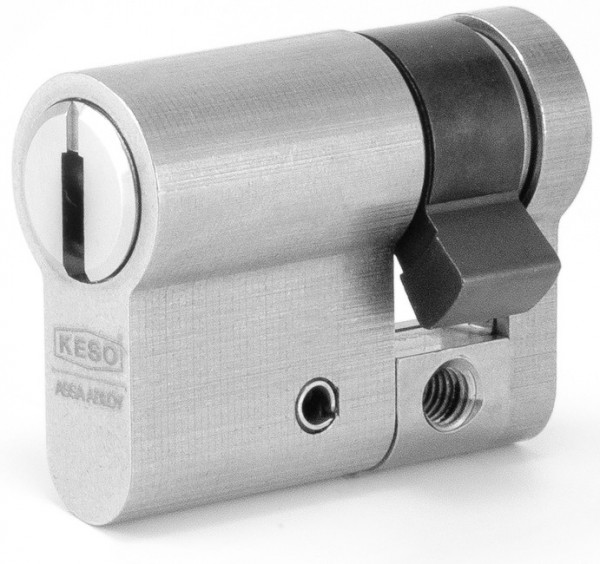 KESO 4000 Omega Halbzylinder | Aufbohrschutz | VDS A