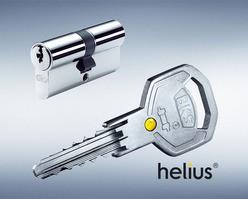 BKS Helius Doppel-Schließzylinder