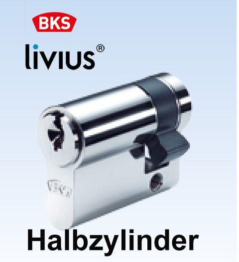 BKS Livius Halbzylinder