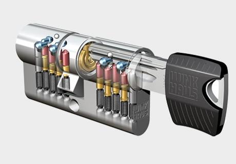 Winkhaus RPE Doppelzylinder